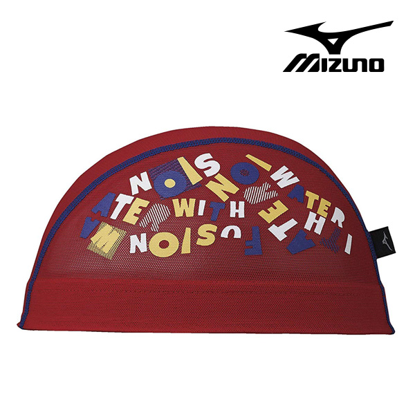 N2JW8510-62 미즈노 MIZUNO 메쉬 수모 매쉬 수영모