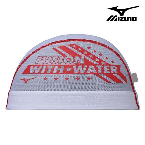 N2JW9505-01 미즈노 메쉬 수모 매쉬 수영모