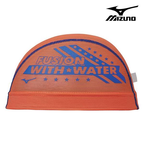 N2JW9505-54 미즈노 메쉬 수모 매쉬 수영모