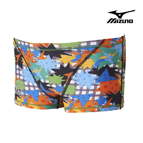 N2MB7569(37) 미즈노 사각 탄탄이 수영복