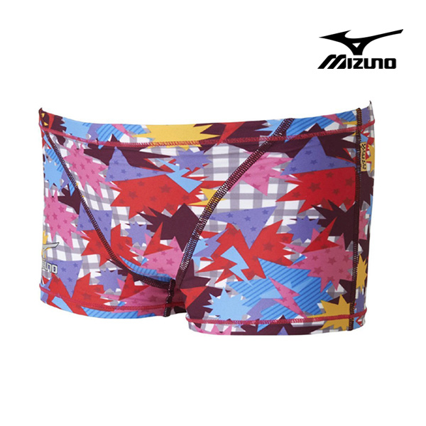 N2MB7569(64) 미즈노 사각 탄탄이 수영복