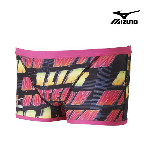 N2MB7571(64) 미즈노 사각 탄탄이 수영복