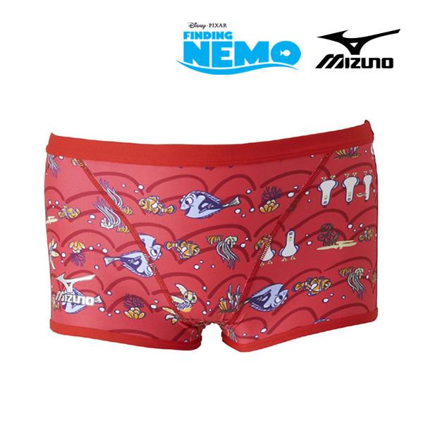 N2MB7580(62) 미즈노 사각 탄탄이 수영복 니모
