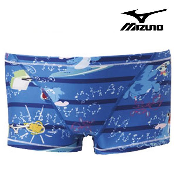 N2MB7582-27 미즈노 MIZUNO 탄탄이 숏사각 수영복