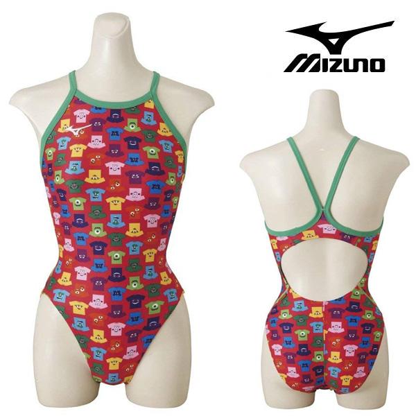 N2XA8287-64 미즈노 MIZUNO 여성용 탄탄이 수영복