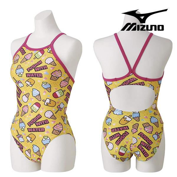 N2XA8770-45 미즈노 탄탄이 원피스 수영복