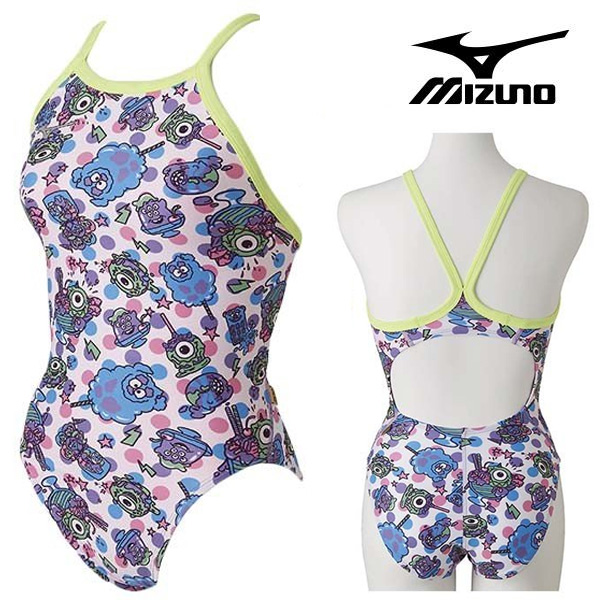 N2XA8781-19 미즈노 MIZUNO 여성용 탄탄이 수영복