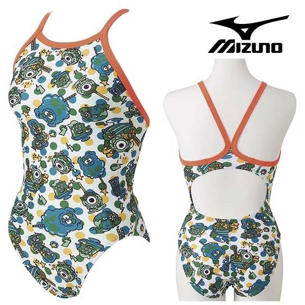 N2XA8781-35 미즈노 MIZUNO 여성용 탄탄이 수영복