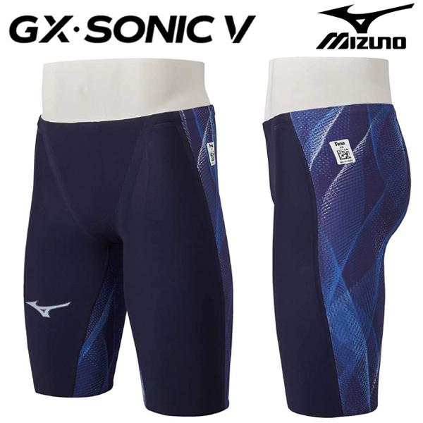 N2XB0002-20 미즈노 GX SONIC V MR 5부 수영복-스윔잭증정