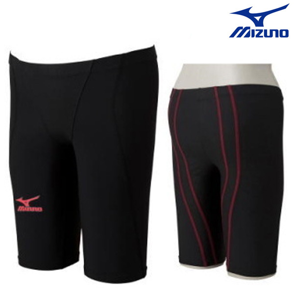 N2XB6411[96] MIZUNO 미즈노 5부 선수용 주니어 수영복