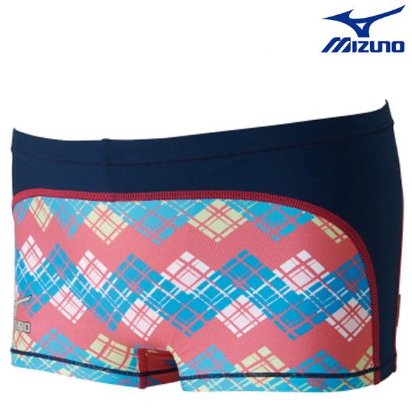 N2XB7063[64] MIZUNO 미즈노 숏 사각 탄탄이 수영복