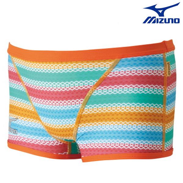 N2XB7064[54] MIZUNO 미즈노 숏 사각 탄탄이 수영복