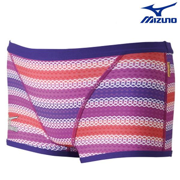 N2XB7064[67] MIZUNO 미즈노 숏 사각 탄탄이 수영복