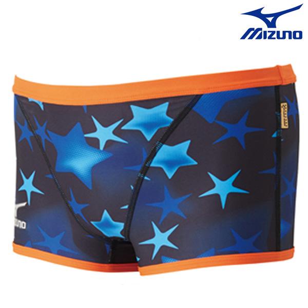 N2XB7070[27] MIZUNO 미즈노 숏 사각 탄탄이 수영복