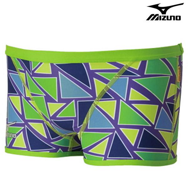 N2XB7563(35) MIZUNO 미즈노 숏 사각 탄탄이 수영복