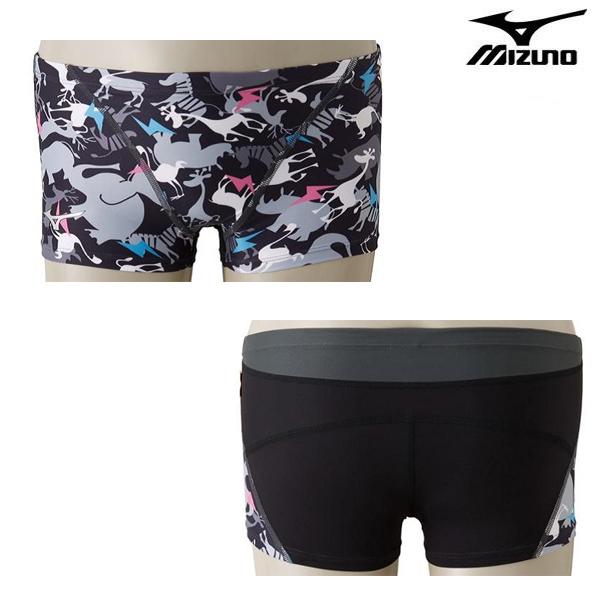 N2XB8073-09 MIZUNO 미즈노 숏사각 탄탄이 수영복