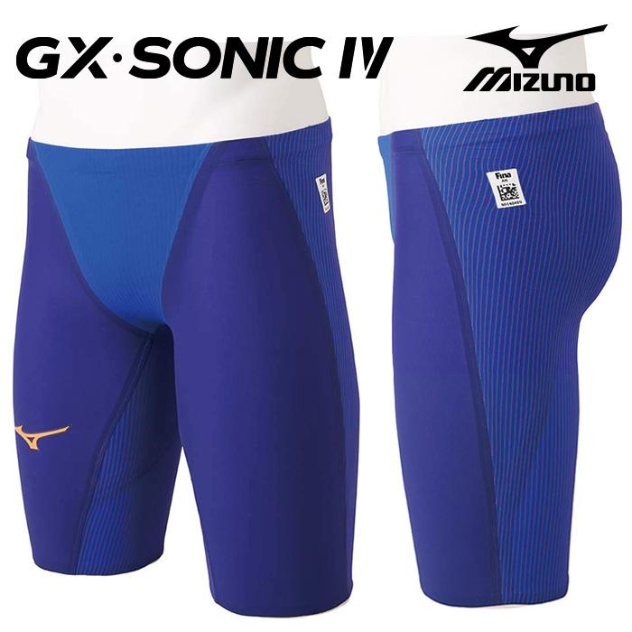 N2XB9002-27 미즈노 GX SONIC Ⅳ MR 5부 수영복-스윔잭증정