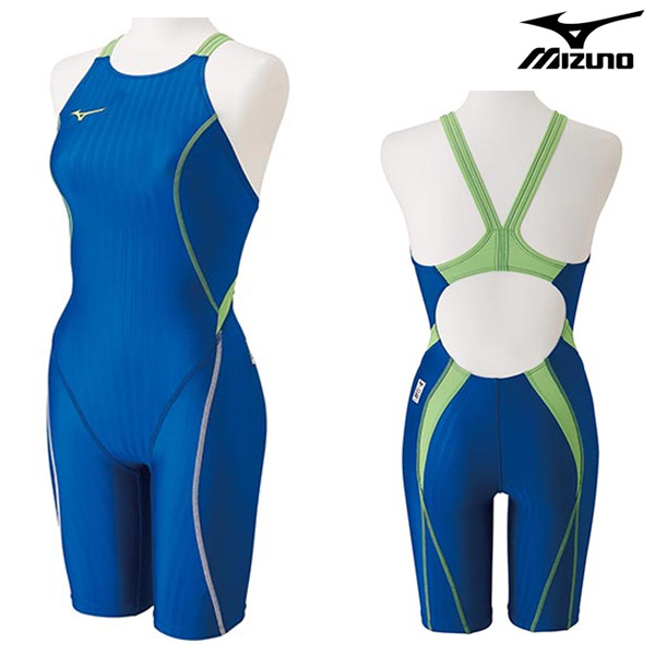 N2XG0224-27 미즈노 MIZUNO 반전신 선수용 수영복