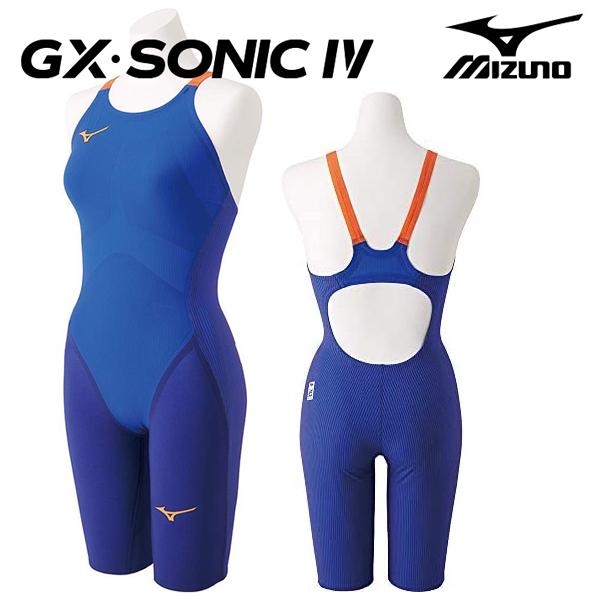 N2XG9202-27 미즈노 GX SONIC Ⅳ MR 반전신 수영복-스윔잭증정