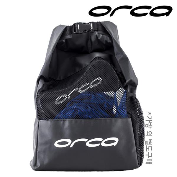 ORCA MESH BACKPACK 오르카 메쉬 백팩 수영가방
