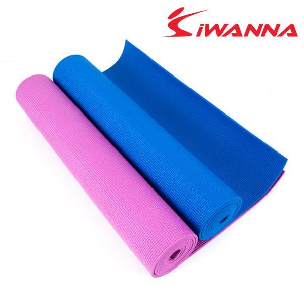 아이워너 PVC요가매트-대만6.3mm
