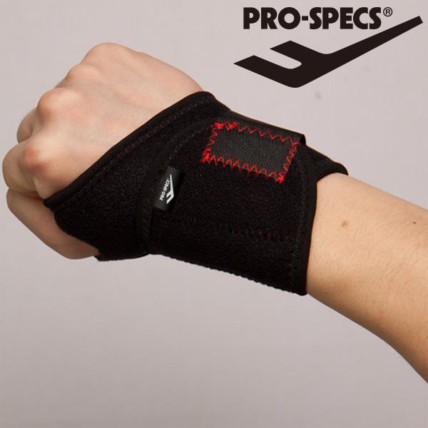 프로스펙스 손목보호대2-X091-블랙