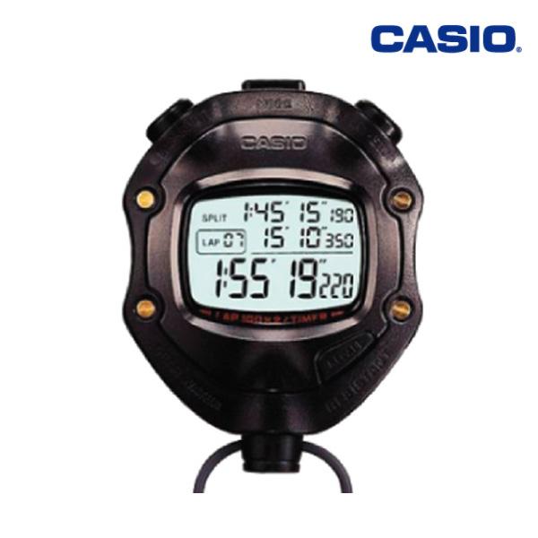 카시오 초시계-HS80-블랙