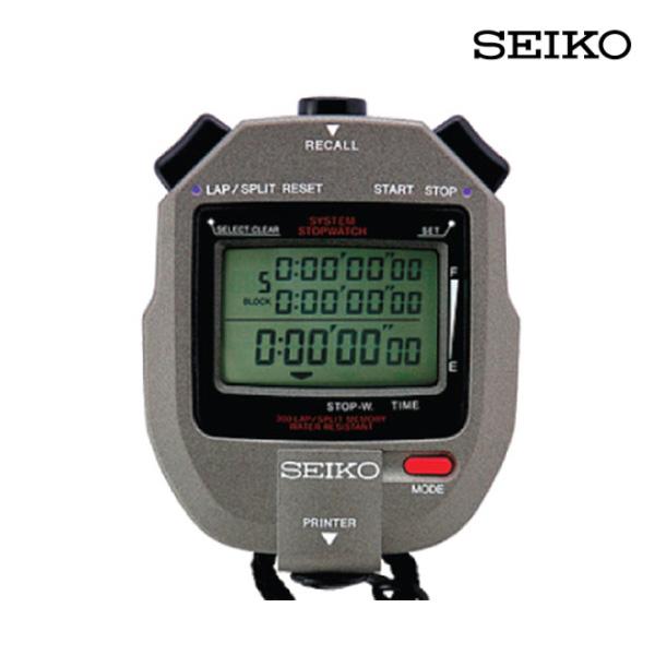 세이코 초시계-S143-그레이