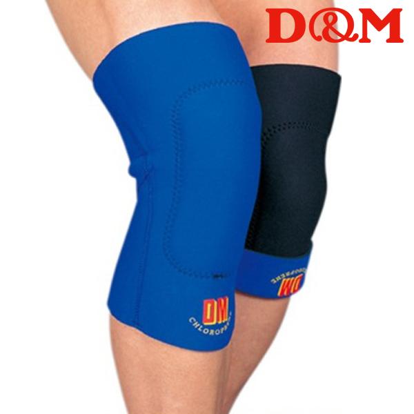 디앤엠 CR-88(폐쇄형) 무릎보호대 패드강화 강한압박