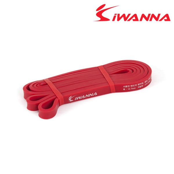 아이워너 파워밴드-12.7mm-레드