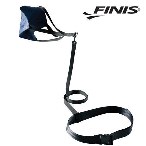 FINIS 낙하산 코드(NVY)(12inch) 피니스 훈련용품