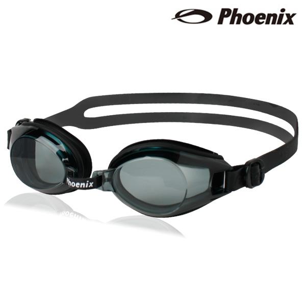 PN-203(BK) 피닉스 패킹 노미러렌즈 수경