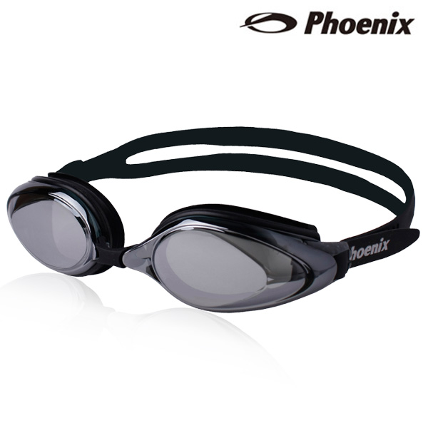 PN-405M(BK) 피닉스 패킹 미러렌즈 수경
