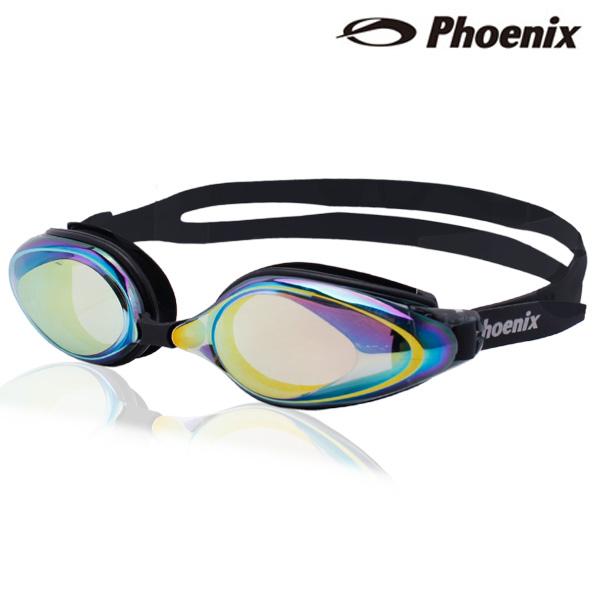 PN-405M(GD) 피닉스 패킹 미러렌즈 수경