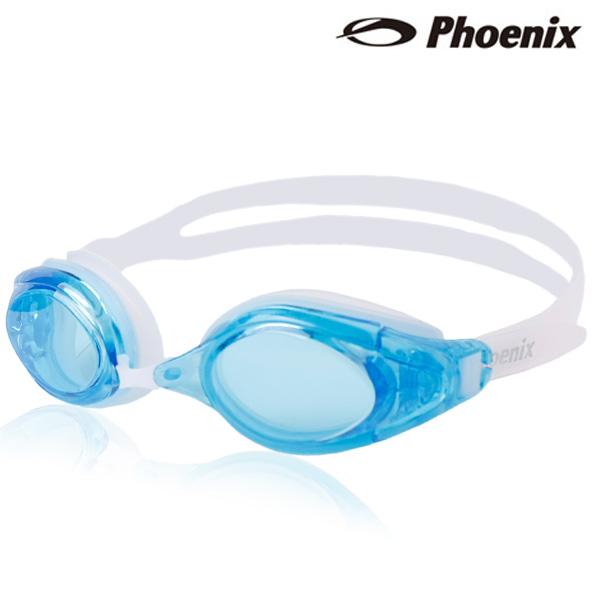 PN-411(AQ) 피닉스 패킹 노미러렌즈 수경