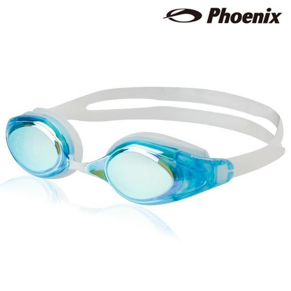 PN-411M(AQ) 피닉스 패킹 미러렌즈 수경