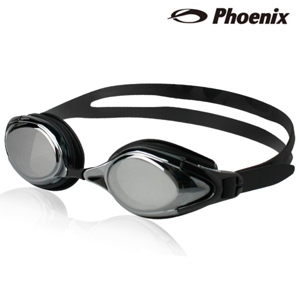 PN-411M(BK) 피닉스 패킹 미러렌즈 수경