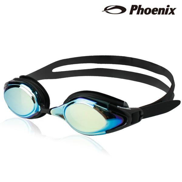 PN-411M(GD) 피닉스 패킹 미러렌즈 수경