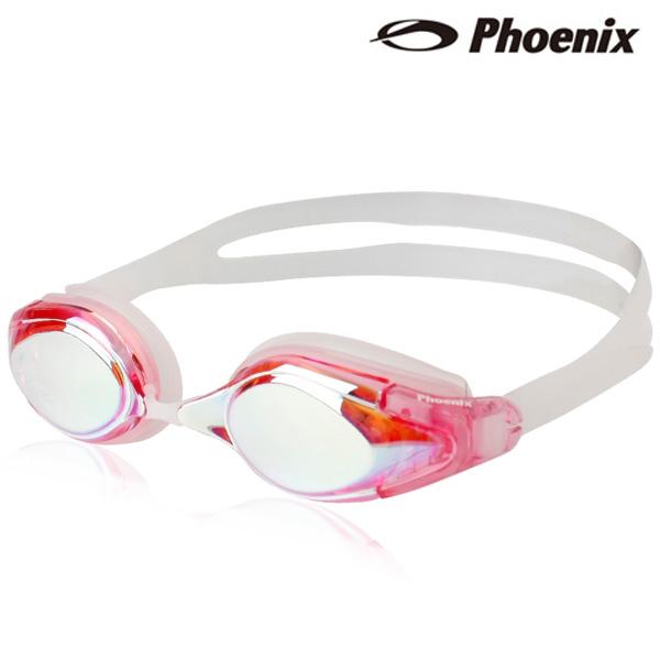 PN-411M(PK) 피닉스 패킹 미러렌즈 수경