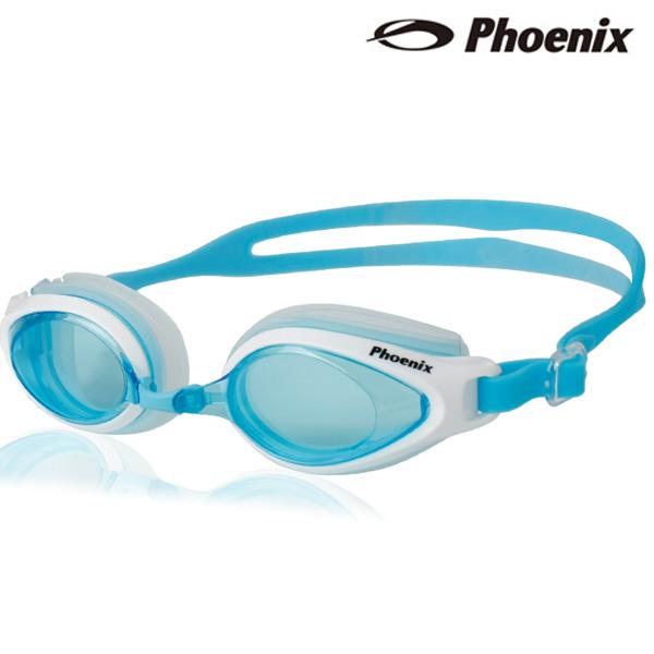 PN-503J(AQ) 피닉스 패킹 노미러렌즈 수경 주니어