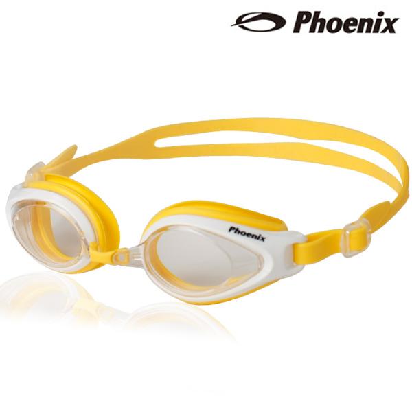 PN-503J(YE) 피닉스 패킹 노미러렌즈 수경 주니어