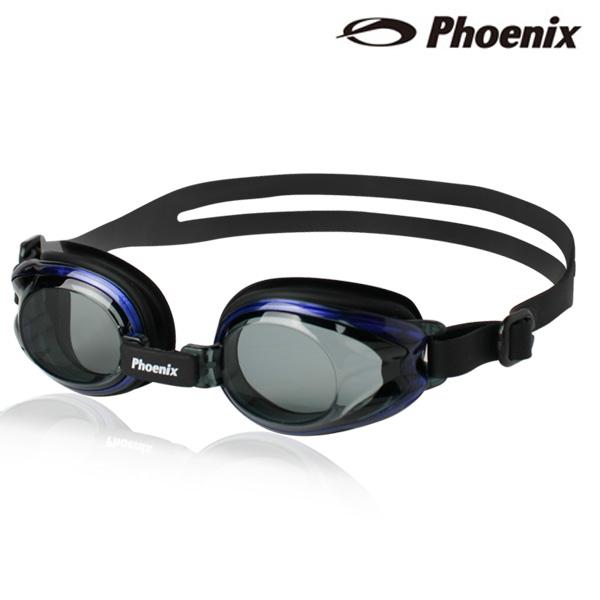 PN-505J(BK) 피닉스 패킹 노미러렌즈 수경 주니어