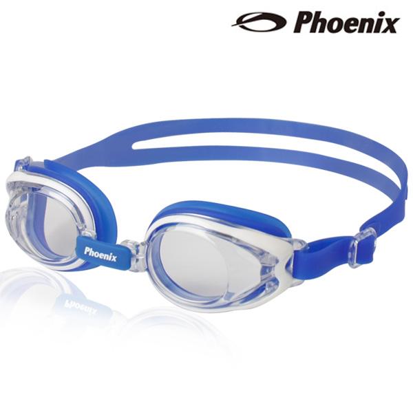 PN-505J(BL) 피닉스 패킹 노미러렌즈 수경 주니어