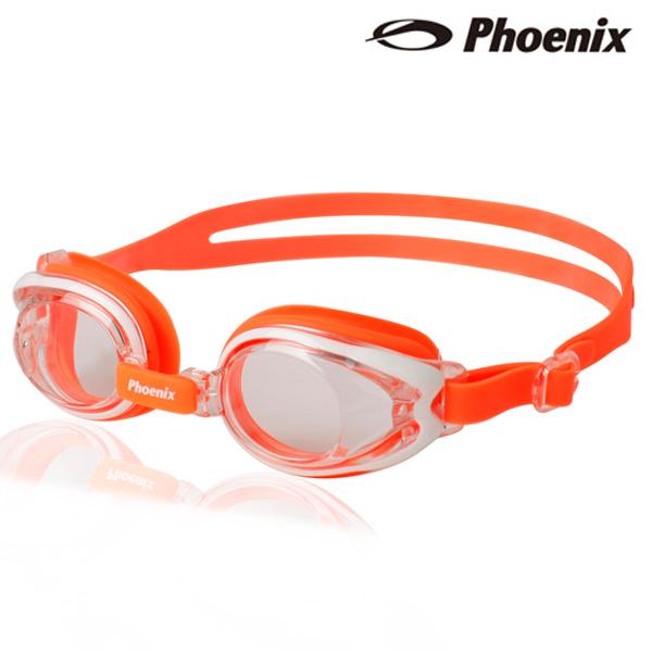 PN-505J(OR) 피닉스 패킹 노미러렌즈 수경 주니어