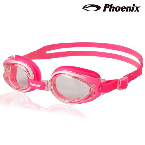 PN-505J(PK) 피닉스 패킹 노미러렌즈 수경 주니어
