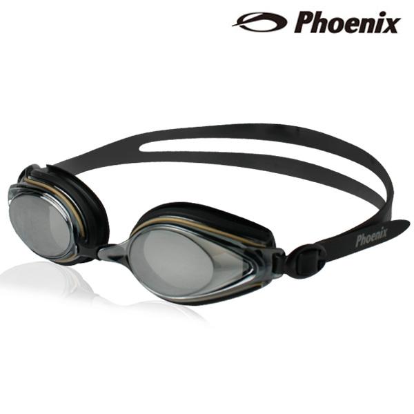 PN-701M(BK) 피닉스 패킹 미러렌즈 수경