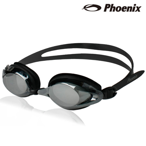 PN-702M(BK) 피닉스 패킹 미러렌즈 수경
