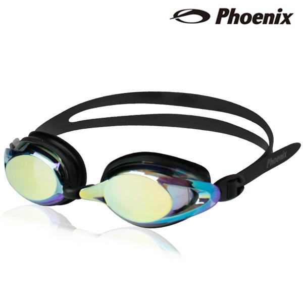 PN-702M(GD) 피닉스 패킹 미러렌즈 수경