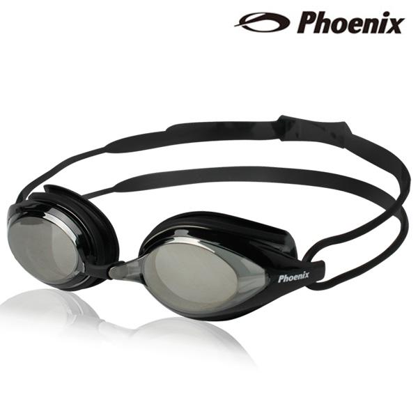 PN-802M(BK) 피닉스 패킹 미러렌즈 수경