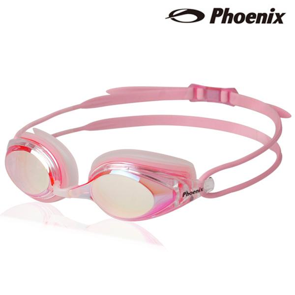 PN-802M(PK) 피닉스 패킹 미러렌즈 수경
